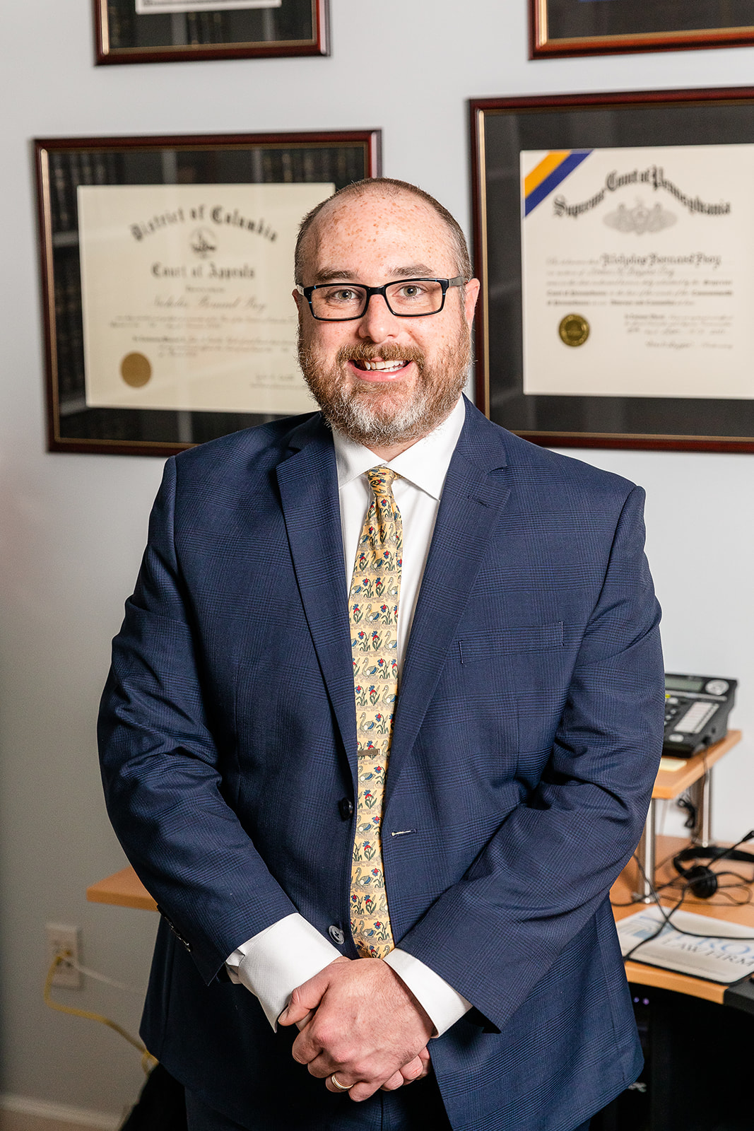 Contact Lawyer and Attorney Nicholas Proy and the Proy Law Firm Immediately Right Now